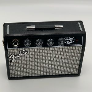 Fender Mini '65 Twin 1W 2x3 Guitar Combo Amp